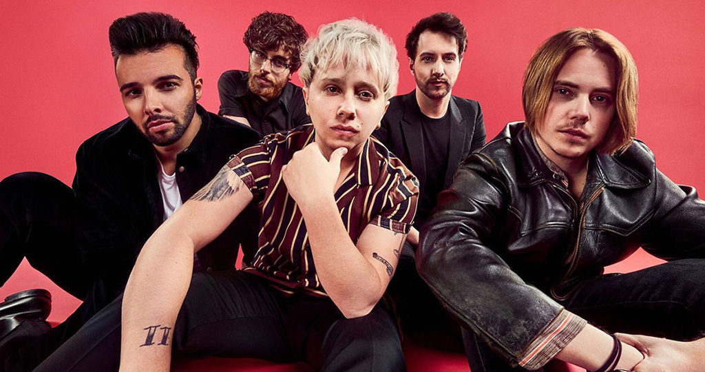 NOTHING BUT THIEVES: DUE DATE ESTIVE ED UNA A NOVEMBRE!